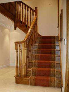 Виды межэтажных лестниц
