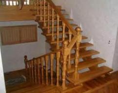Выбор материалов для изготовления лестниц