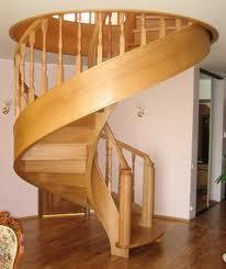 Какая отделка гармонирует с лестницами?