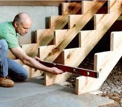 Про конструктивные различия лестниц и особенности применяемого материала.