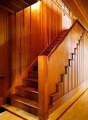 Породы древесины для изготовления лестниц