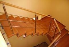 Популярные типы деревянных лестниц.