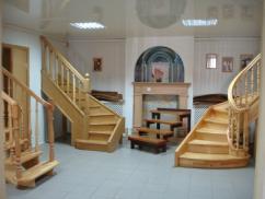 Лестницы— «палка» с двумя концами.