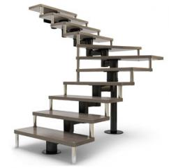 Делаем лестницу на косоурах самостоятельно
