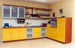 Кухни на заказ из МДФ