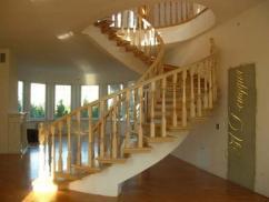 Про балясины для лестниц.