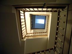 Световое оформление лестничного пространства