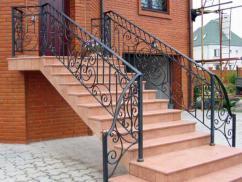 Какой должна быть уличная лестница